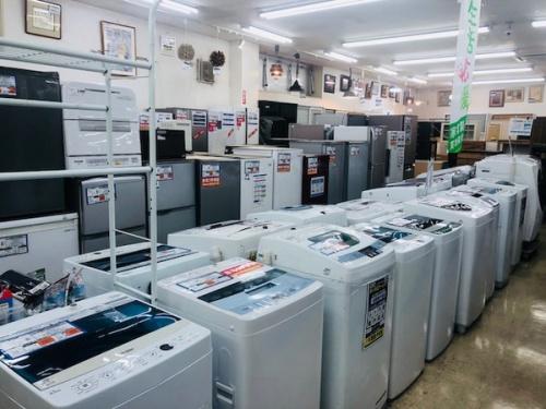 洗濯機の上福岡 家電 中古