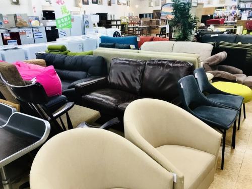 上福岡店新入荷のソファー