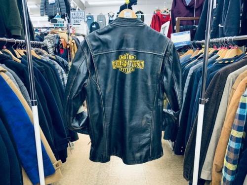 上福岡 買取 服のレザージャケット