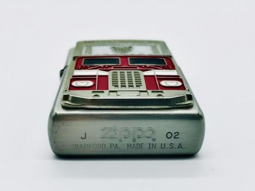 ZIPPOのトランスフォーマー