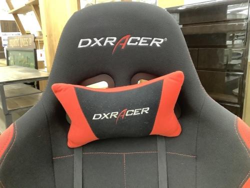 ゲーミングチェアのDXRACER