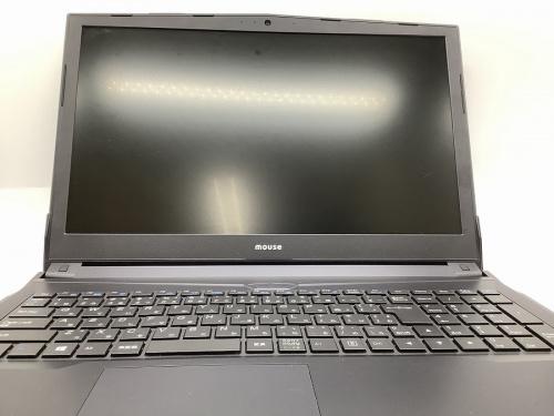 ノートパソコンのmouse computer