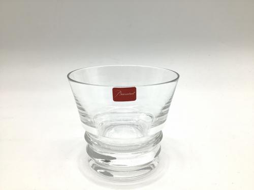 ガラスのロックグラス