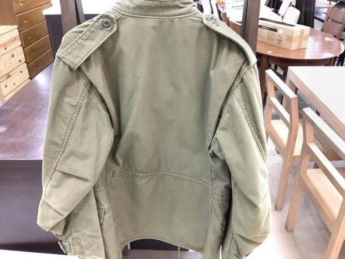 ジャケットのM-65 フィールドジャケット 3rdモデル