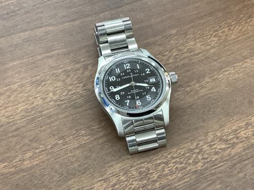 時計のHAMILTON