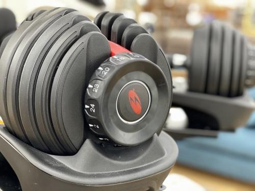 スポーツの健康器具