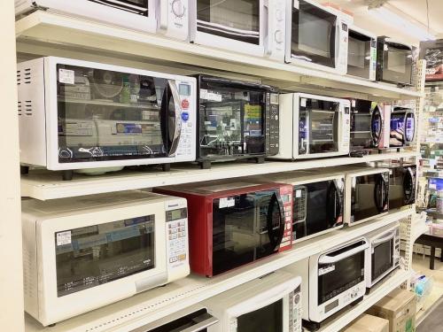電子レンジの洗濯機