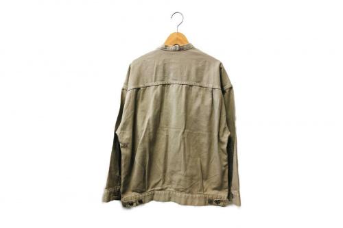 ジャケットのカラー チノリメイクルーズブルゾン