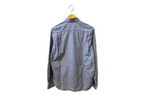 シャツのパターン切替シャツ