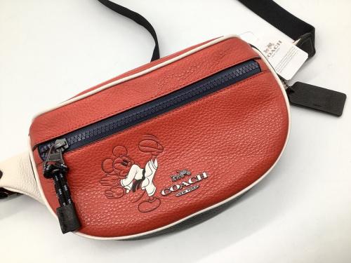 COACHのバッグ