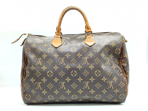 LOUIS VUITTONのボストンバッグ