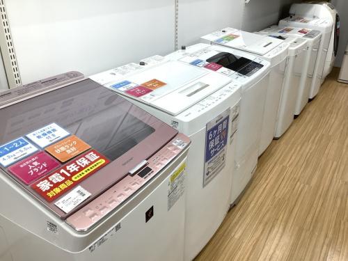 中古洗濯機 名古屋のリサイクルショップ 名古屋