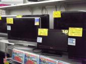 液晶テレビのLEDテレビ