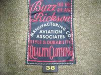 Buzz Rickson's (バズリクソンズ)