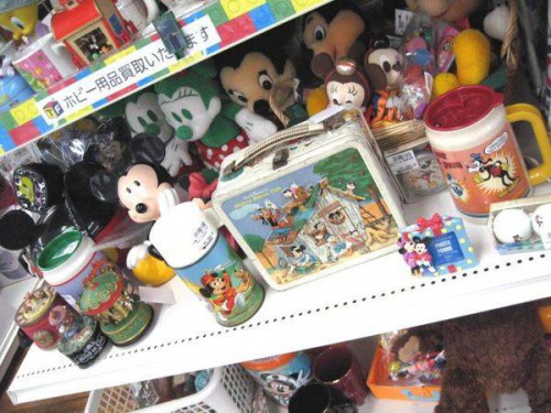 Disneyのホビー