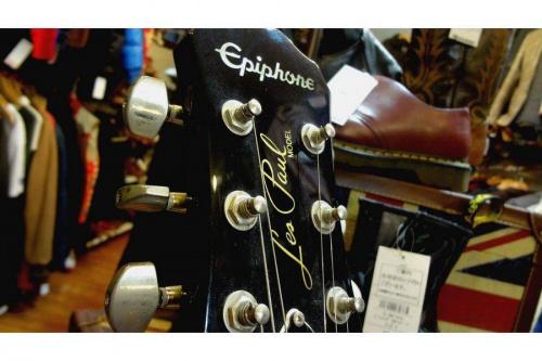 ギターのEpiphone