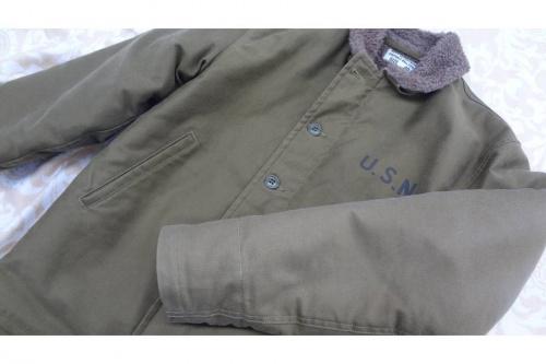 デッキジャケットのTOYS McOY