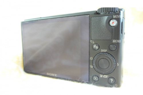 デジタルカメラのSONY