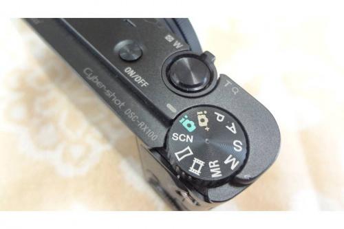 SONYのDSC-RX100