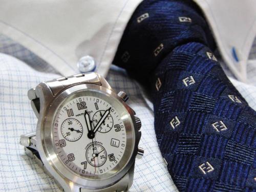 腕時計の新生活