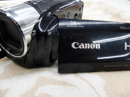 デジタルビデオカメラのキャノン(Canon)