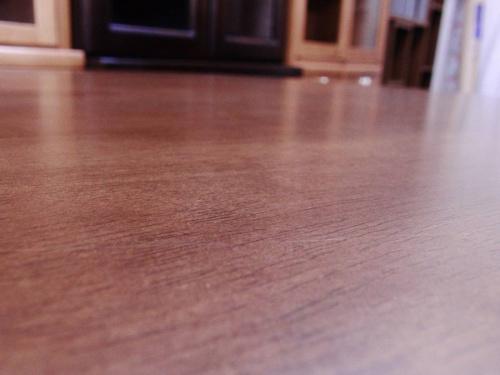 カリモクの木製