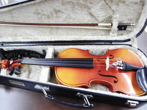 バイオリンの楽器