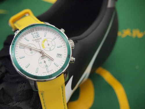 腕時計のTISSOT