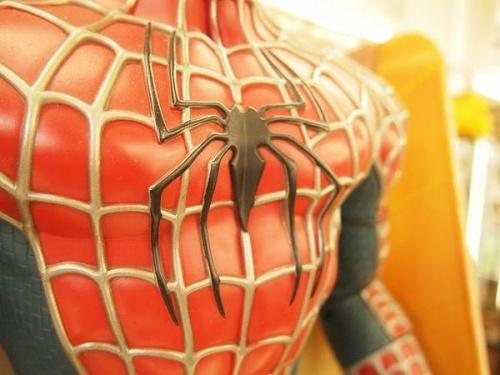 フィギュアのスパイダーマン
