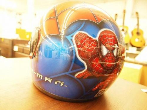 インテリア雑貨のスパイダーマン