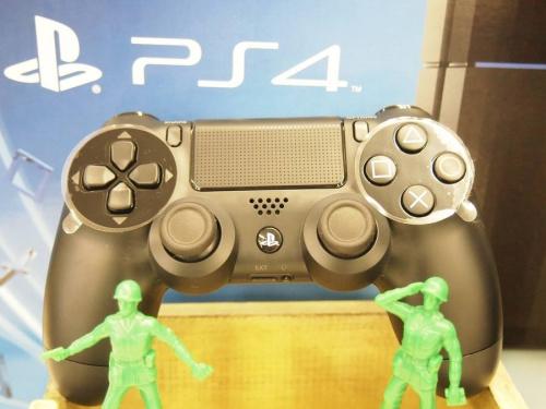 PS4のプレステ