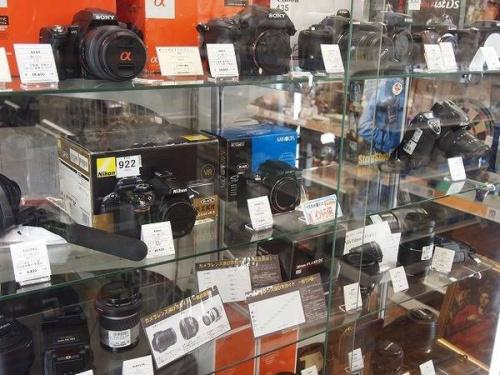 一眼の入間店カメラ