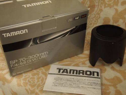 タムロンのTAMRON