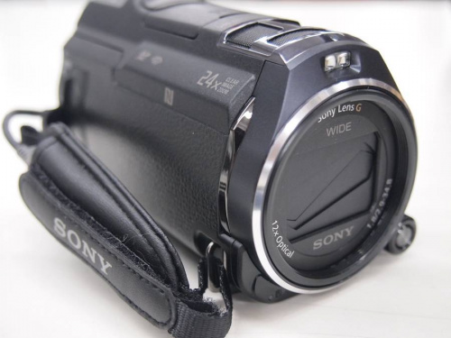 SONYのHDR-PJ800