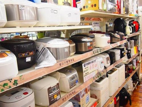 キッチン家電の入間店