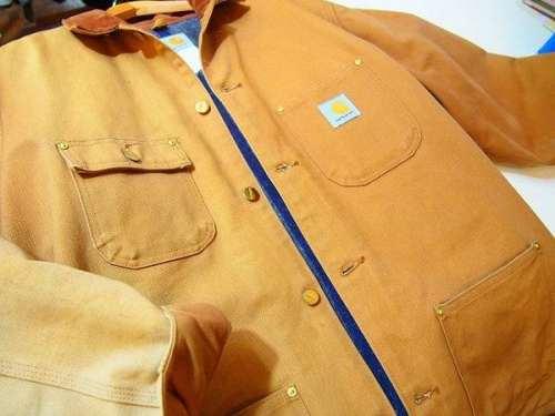 ジャケットのワークジャケット