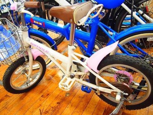 クロスバイクのマウンテンバイク