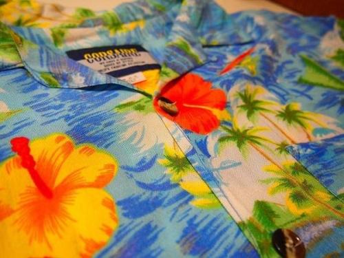 柄シャツの入間店アロハシャツ