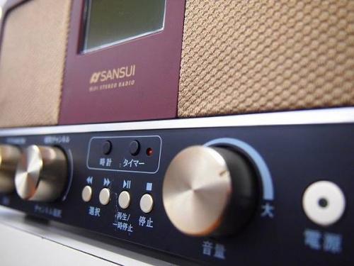 オーディオのラジオ