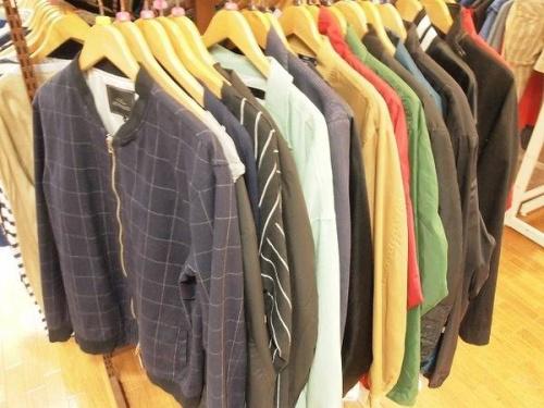 New Eraの入間店衣類