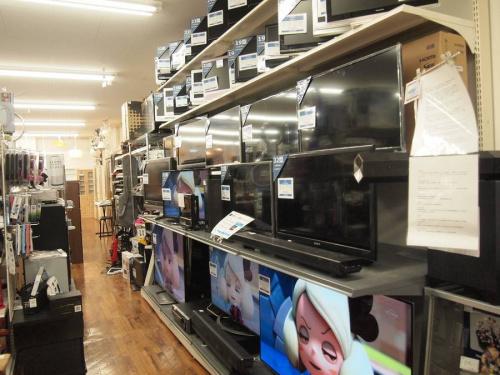 SHARPの中古 テレビ