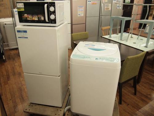 入間 狭山 飯能 所沢 中古冷蔵庫の安い冷蔵庫 安い洗濯機 安いレンジ