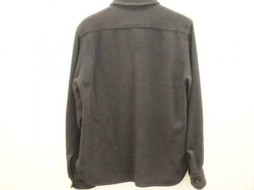 ジャケットのCPOシャツ
