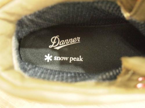 ブーツのダナー スノーピーク フィールドプロ