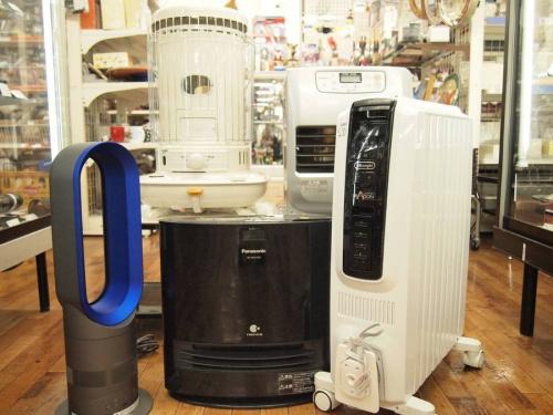 ヒーター 暖房 ストーブ 安い 中古の冬物家電