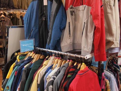 FILAの入間店衣類