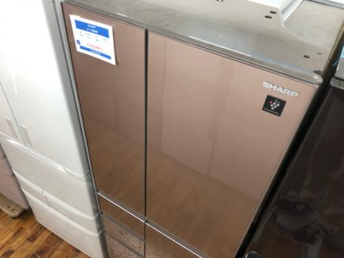 入間家電の中古冷蔵庫