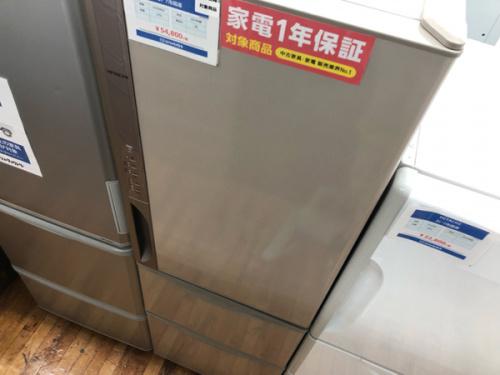 入間 狭山 飯能 所沢 日高 川越 中古家電 安い冷蔵庫の入間中古冷蔵庫