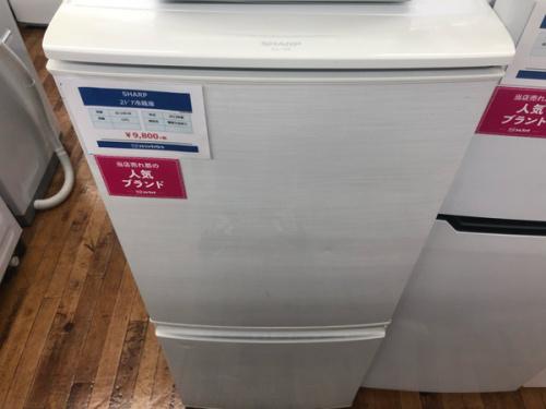 中古冷蔵庫の入間 狭山 飯能 所沢 日高 川越 中古家電 安い冷蔵庫