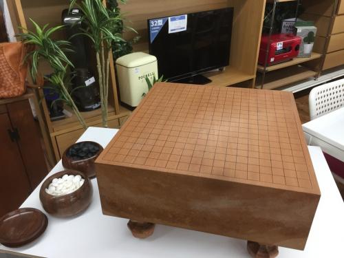 雑貨の碁盤